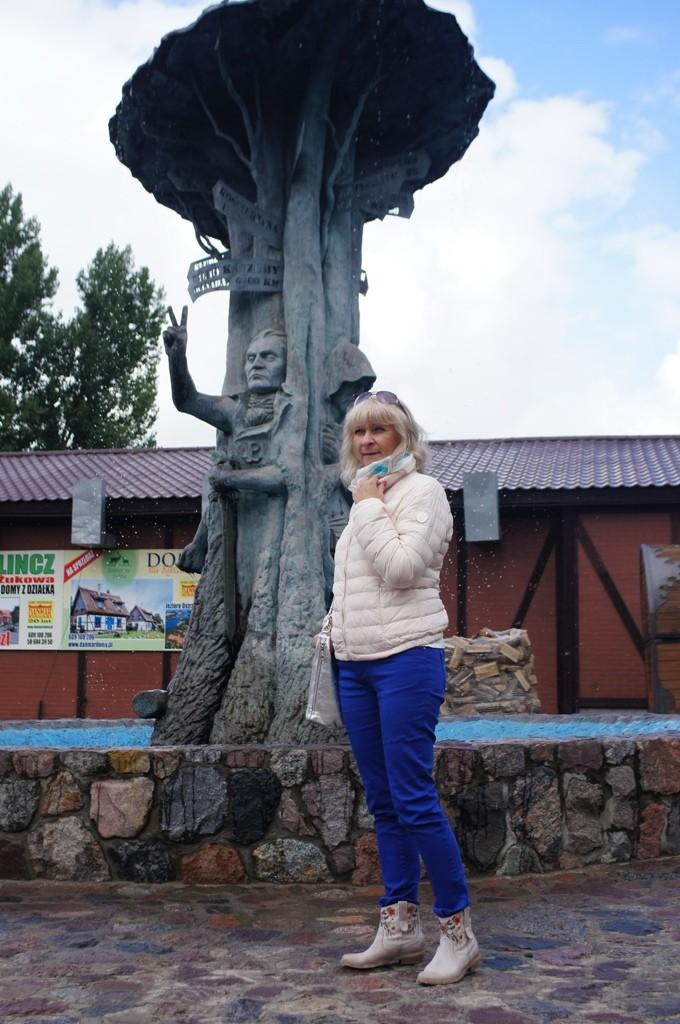 Statua Świętowida Kaszubskiego