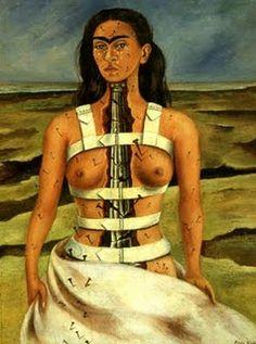 Frida Kahlo; www.fridakahlo.org
