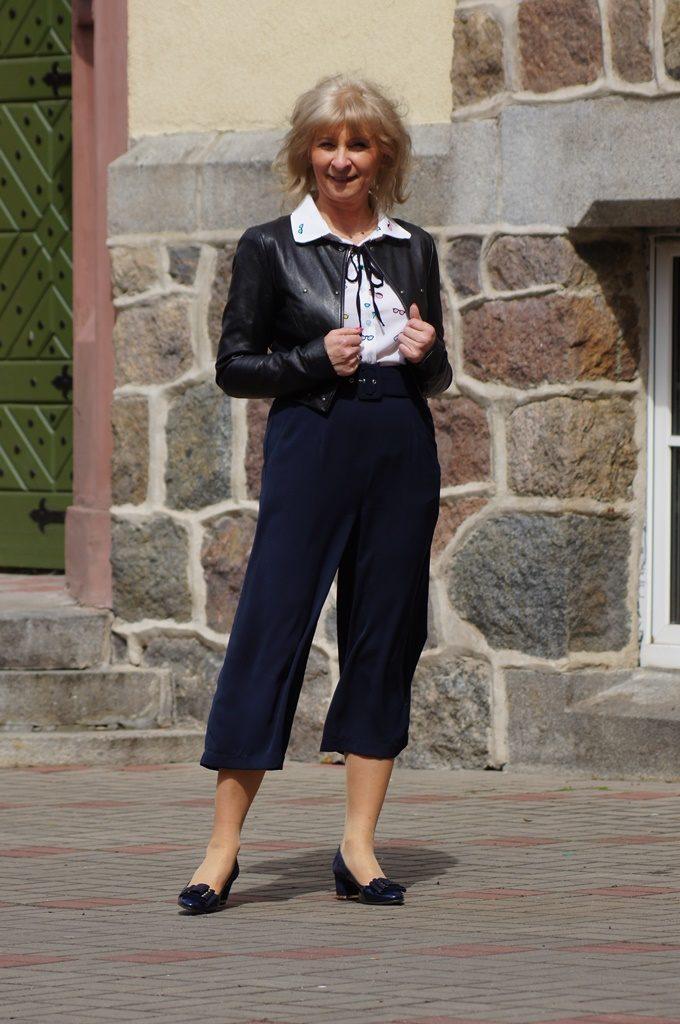 Culottes, spódnica czy spodnie?